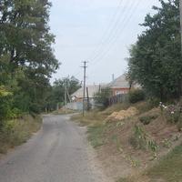 Улица Казачья.