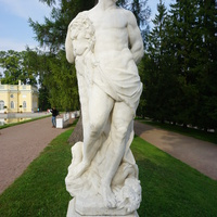 Екатерининский парк.Скульптура.