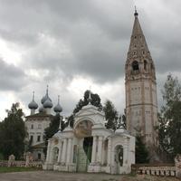 Церковь Успения Пресвятой Богородицы в Больших Всегодичах