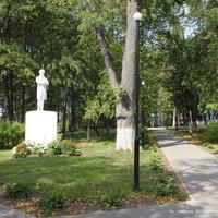 Памятник А.С. Пушкину в историко-мемориальном парке