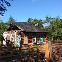 Старый дом на Весенней