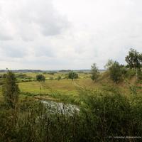Долина реки Уводь близ Малых Всегодичей