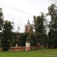 Церковь Рождества Пресвятой Богородицы в Малых Всегодичах