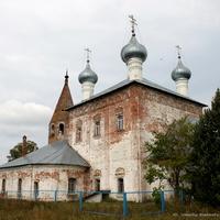 Церковь Казанской иконы Божией Матери в Малышево