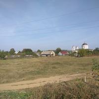 Село Шкинь, Духовская церковь.