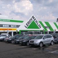 Новый магазин Леруа Мерлен