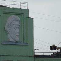 Волховская ГЭС, фрагмент