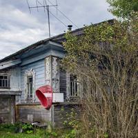 Дом в деревне Москва Верхошижемского района