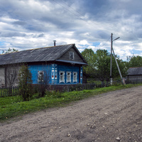 Улица в деревне Москва Верхошижемского района