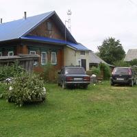 Д. Русениха - На ул. Школьной