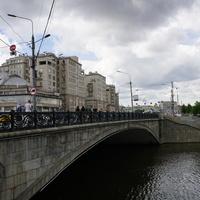 Малый Каменный мост через водоотводный канал