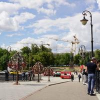Третьяковский пешеходный мост