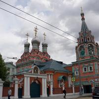 Церковь Святителя Григория Неокесарийского на Большой Полянке