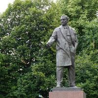 Памятник Георгию Михайловичу Димитрову лидеру болгарского международного коммунистического движения