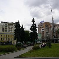 Якиманский сквер