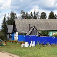 Улица в с. Завертная Советского района