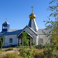 Старая Владимирская церковь.