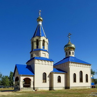 Храм Владимирской иконы Божией Матери (новый)