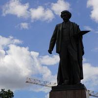 Памятник Илье Ефимовичу Репину
