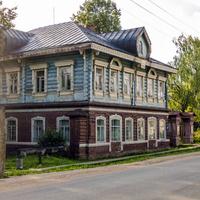 Краеведческий музей в пос. Лальск