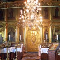 Благовещенская церковь в пос. Лальск. Интерьер