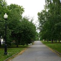 Репинский сквер на Болотной площади