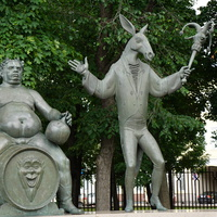 Скульптурная композиция, Невежество