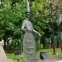 Скульптурная композиция, Пропаганда насилия