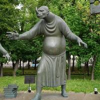 Скульптурная композиция, Садизм