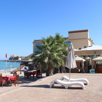 Дибба. Отель Royal Beach.