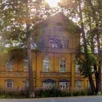 Жилой дом в пос. Лальск