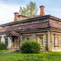 Дом в пос. Лальск