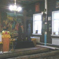 Деревянному Храму 105 лет, ремонт.