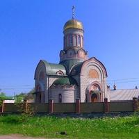 Нова церква в Чигирині.