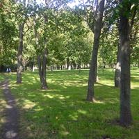 Сквер на месте дуэли А.С.Пушкина