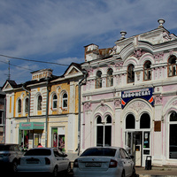На улицах Чистополя