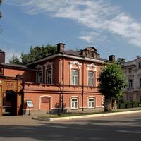 Дом-музей Б.Л.Пастернака. Чистополь