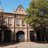 пр. Почтовый. Дом 1908 года