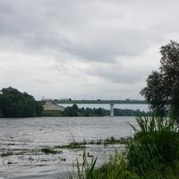 Автомобильный мост на дороге А-107