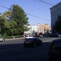 Н. Новгород - Площадь Горького