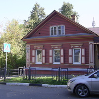 Н. Новгород - На ул. Короленко