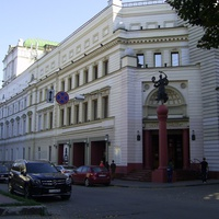 """Н. Новгород - Ул. Грузинская - Театр """"Комедiя"""""""