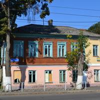 Дом №30 на улице Карачевской