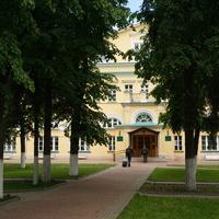 Старая монастырская гостиница