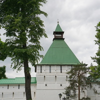 Сушильная башня Троице-Сергиевой лавры
