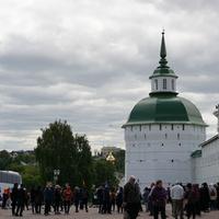 Пятницкая башня Троице-Сергиевой лавры