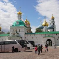 Свято-Троицкая Сергива Лавра, Успенские ворота
