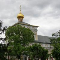 Церковь Сергия Радонежского в трапезной палате