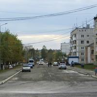 Комсомольский проспект
