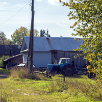 Дом в деревне Моряны Куменского района